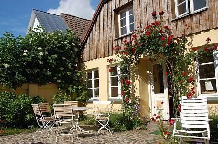 Altes Fischerhaus | Altes Fischerhaus 2 Ferienwohnungen In Maasholm